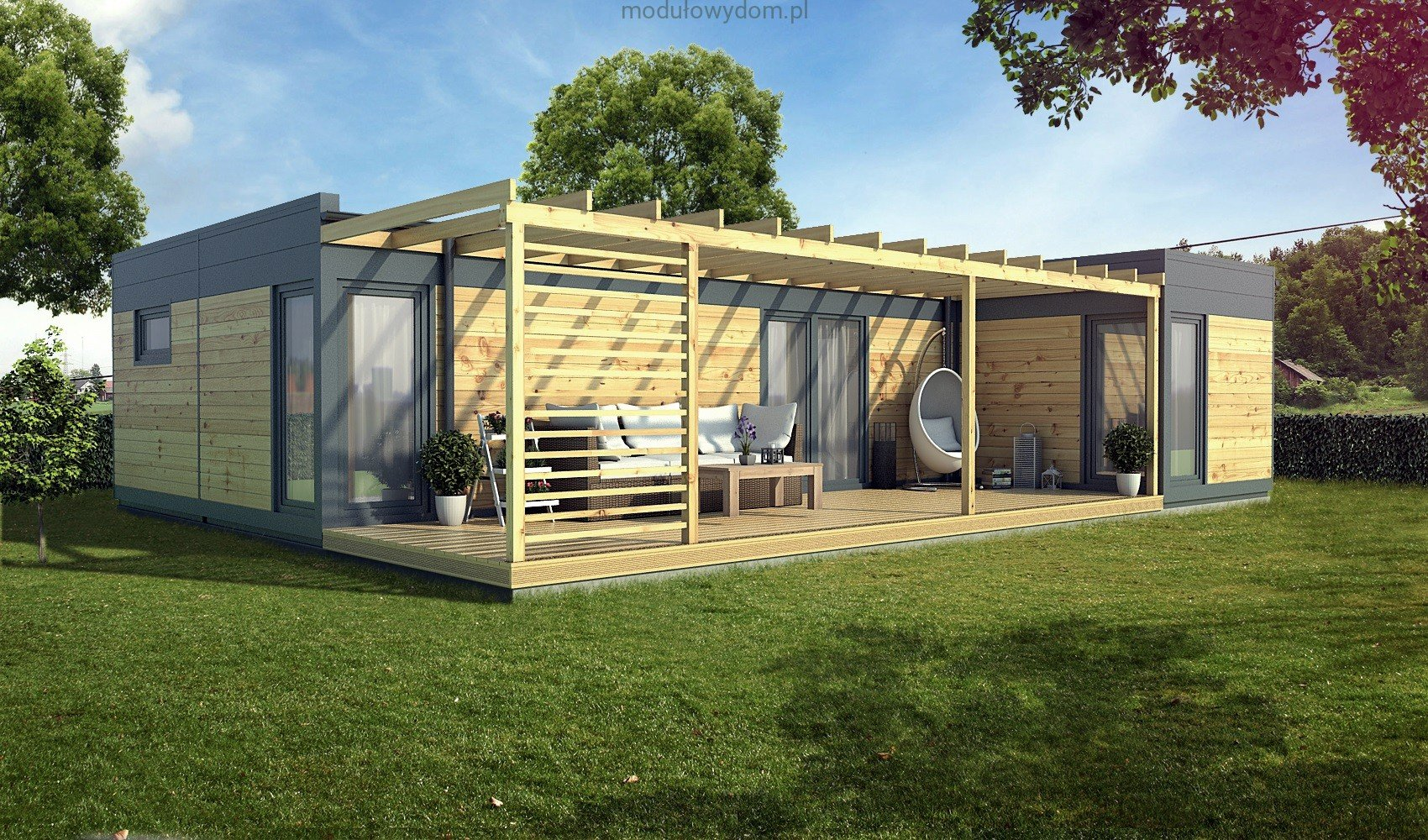 Modular Home Architecture In UK